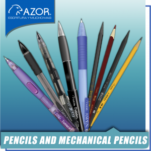 Pencils and Mechanical Pencils