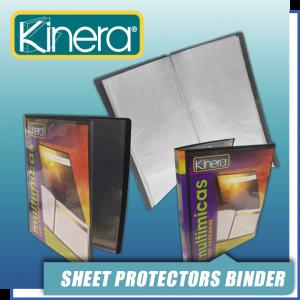 Sheets Protectors Binder