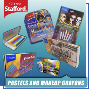 Art and Makeup Crayons